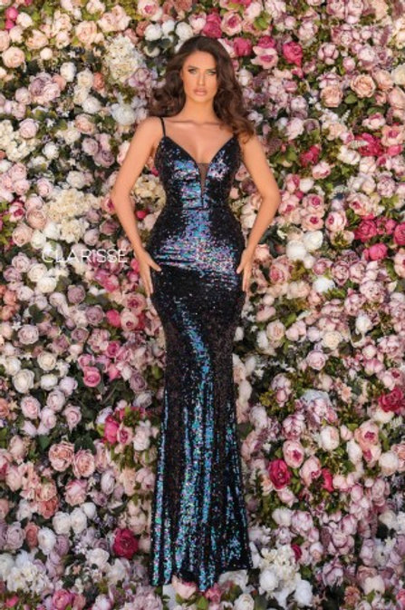 Clarisse sequin dress style 8245