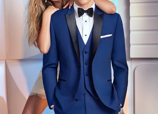 Prom season is here. Time to get your tux!