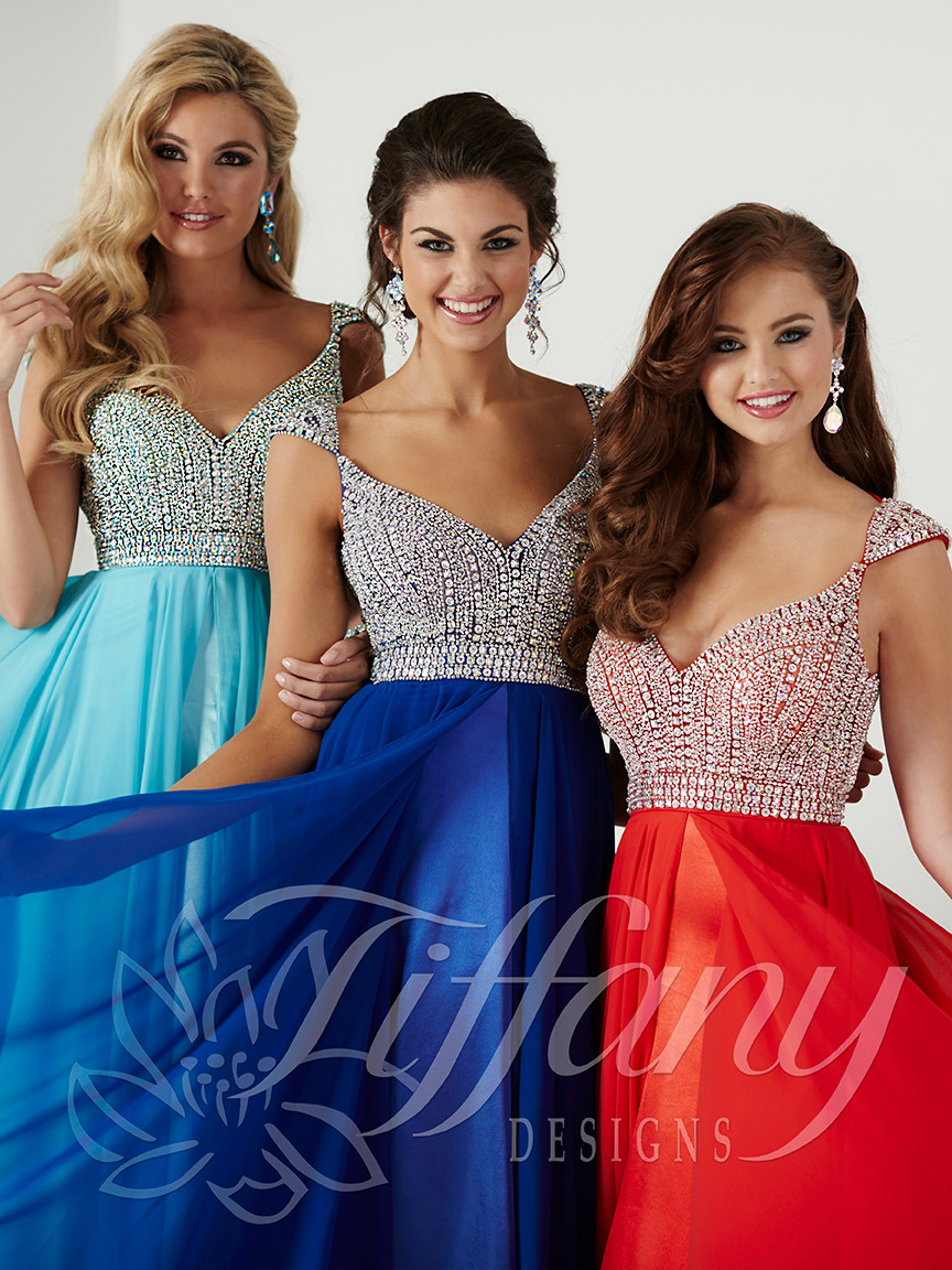 In-stock prom dresses on sale!