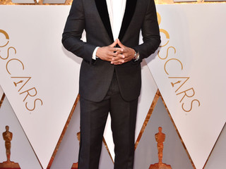 Best Dressed men at the Oscars