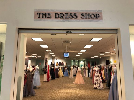 The Dress Shop has a new website