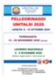 Locandina Pellegrinaggi Unitalsi 2020.jp