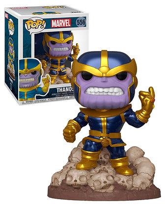 Thanos (Metallic, 6 inch) Funko POP! #556