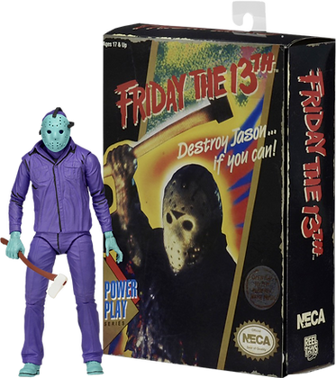 NECA Friday the 13th: Classic Video Game Appearance Jason