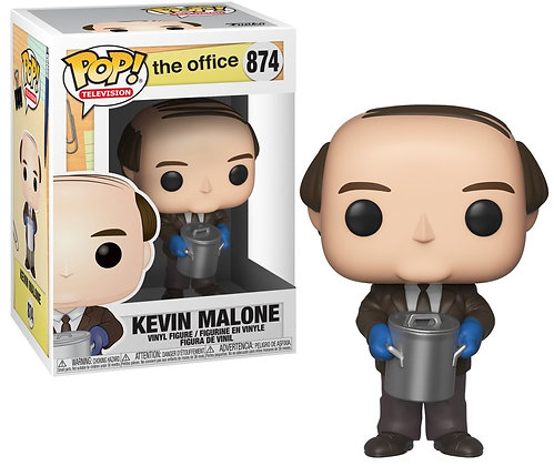 The Office: Kevin Malone - Funko POP!
