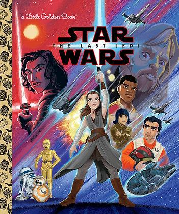 Little Golden Book - Star Wars: The Last Jedi