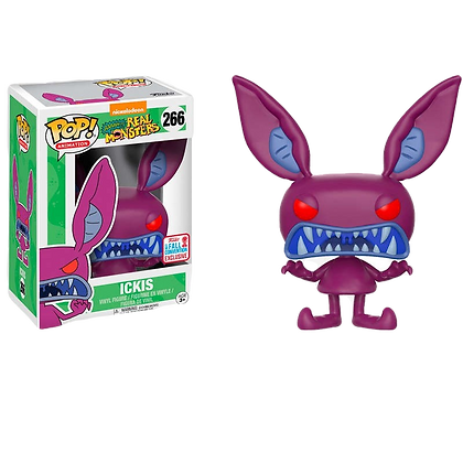 Ickis (Scary) - Aaahh!!! Real Monsters