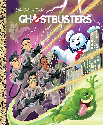 Little Golden Book - Ghostbusters