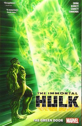 Immortal Hulk Vol. 2: Green Door