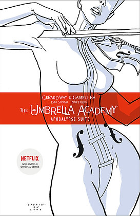 Umbrella Academy Vol. 1: Apocalypse Suite