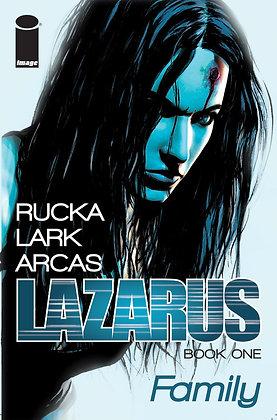 Lazarus Vol. 1: Family