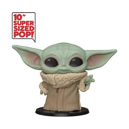 """Star Wars: The Child (Baby Yoda) 10"""" Super Size Pop"""
