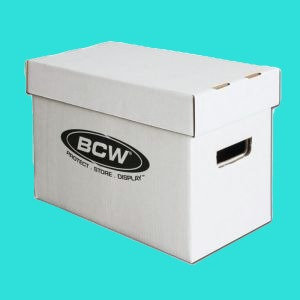 Comic Short Box - BCW