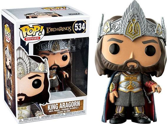 LOTR: King Aragorn