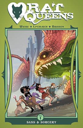 Rat Queens: Vol. 1 - Sass & Sorcery