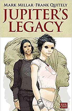Jupiter's Legacy, Book One