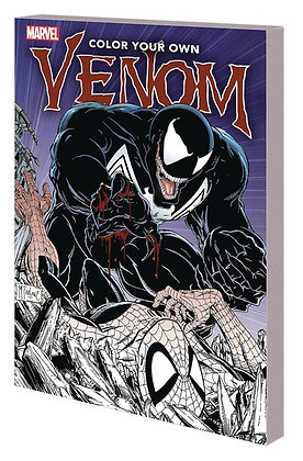 Color Your Own: VENOM