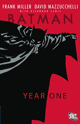Batman Year One Deluxe (Soft Cover)
