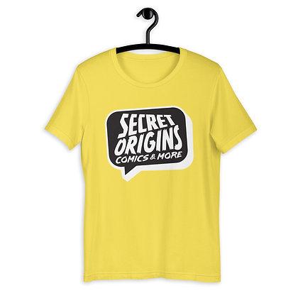 Secret Origins Logo T-Shirt