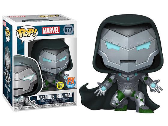 Marvel POP!: Infamous Iron-Man PX Exclusive