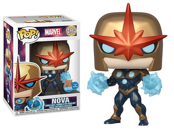 Marvel: Nova