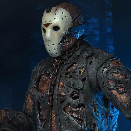 Friday the 13th VII: New Blood Ultimate Jason