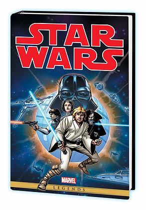 Star Wars: The Original Marvel Years Omnibus, Volume 1