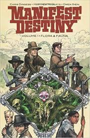 Manifest Destiny Vol. 1: Flora & Fauna