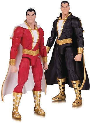 DC Essentials: Black Adam & Shazam! 2-Pack