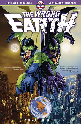 The Wrong Earth (Vol. 1)