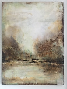 Architype series 1, 30x36, oil on board