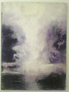Architype series 2, 30x36, oil on board