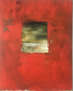 Hidden, 48x60, oil on canvas