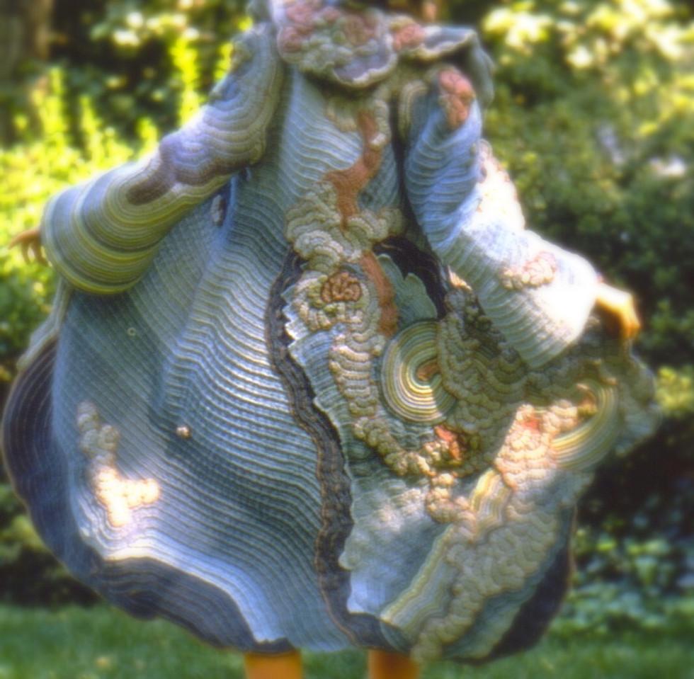 """Floating Island """"Lydia's Coat"""" 1975"""