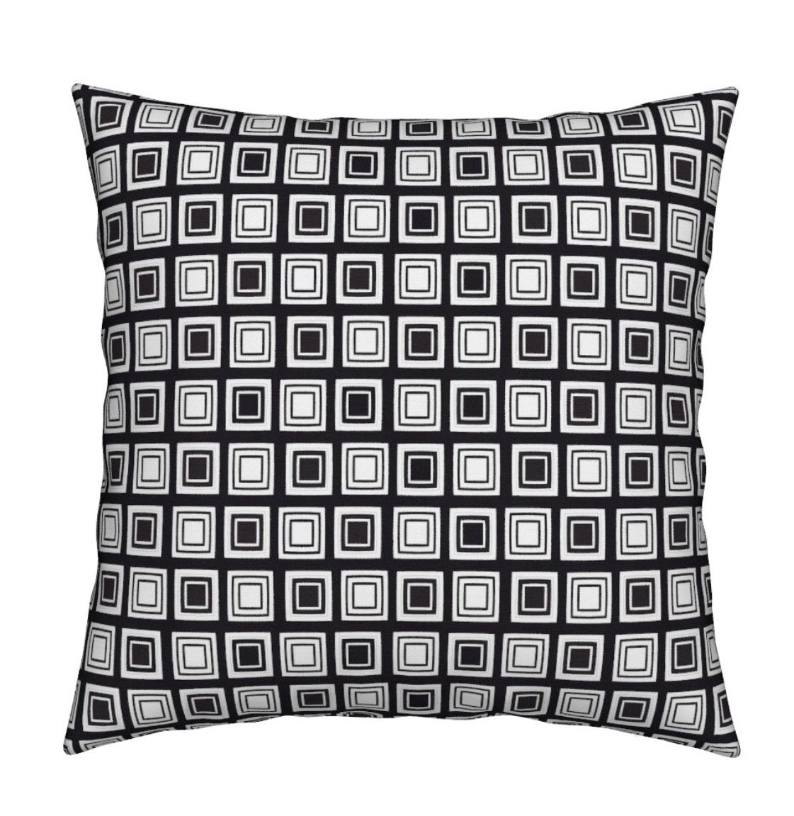 "Throw Pillow ""Decochecko"""