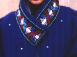 Upholstered Coat Series, 1983