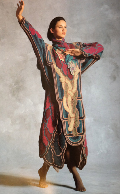 "Wisteria ""Christine's Coat"" 1983"