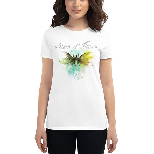Women's Color Moth