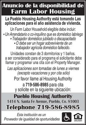 HousingAuthority - Spanish 2x3'5  4-1-21