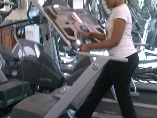 Burn calories with ease!