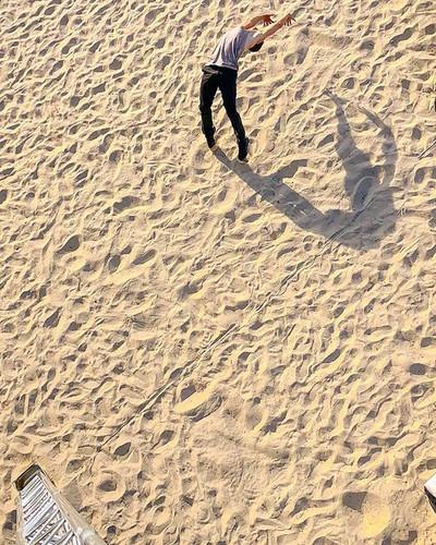 From above__Vue du haut de mon portique_