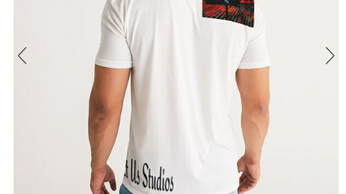 Retro man / woman Ent Us Bank shirt