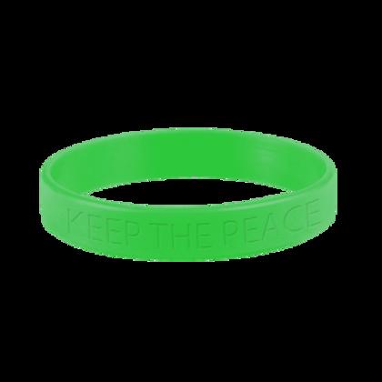 Keep the Peace Wristband