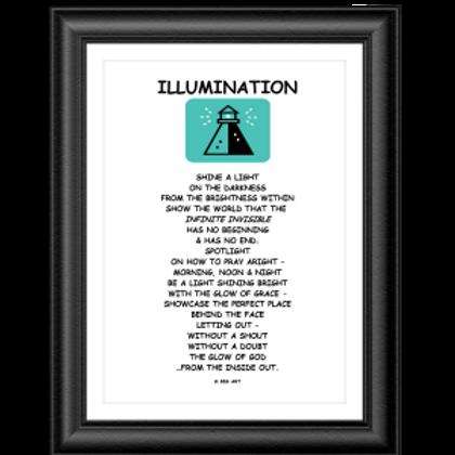 Illumination Poster