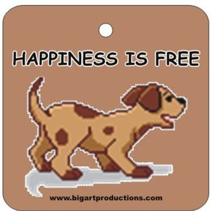 HAPPINESS IS FREE - PUPPY