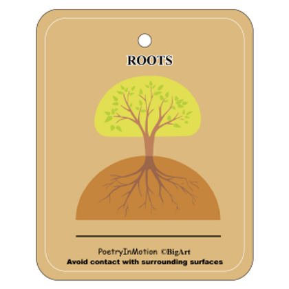 Roots Air Freshener