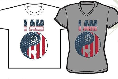 """I AM AMERICAN"