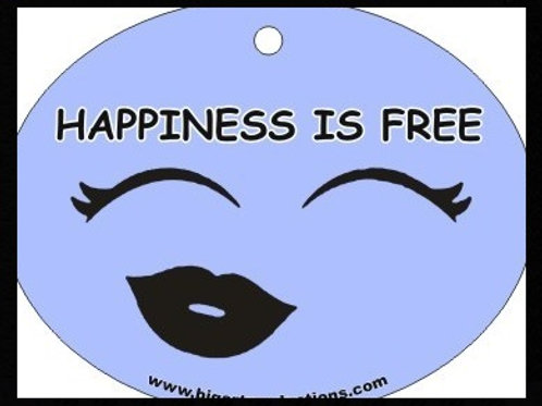 HAPPINESS IS FREE - DIVA