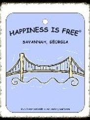 HAPPINESS IS FREE - SAVANNAH