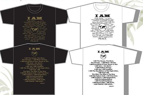 I AM WORLD PEACE Shirt